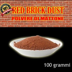 RED BRICK DUST - POLVERE DI MATTONE